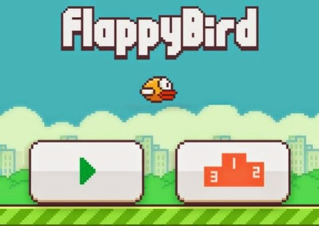 Chơi game flappy bird online máy tính