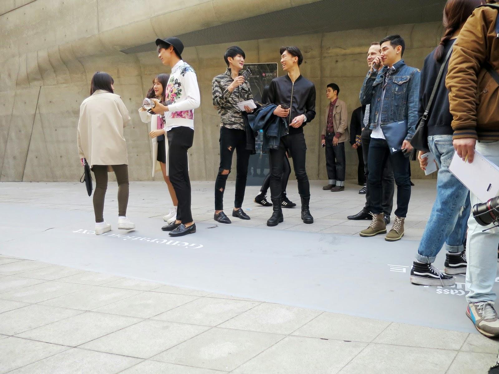 Seoul fashion week 2014 SFW FW14