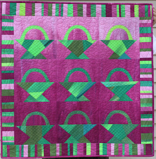 Quilt Inspiration: Free pattern day: Sun and solstice quilts