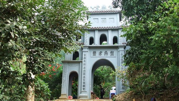 Chùa Bái Đính cổ - Ninh Bình