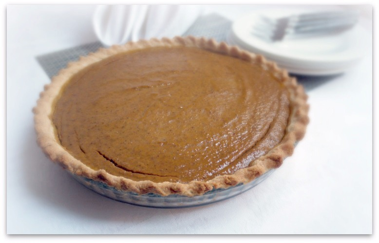 ... bake and can't find a pumpkin pie for Thanksgiving. Quite sad really