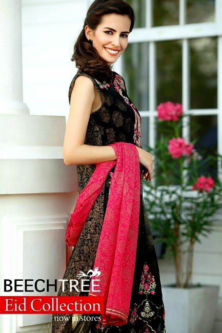 BEECH TREE Eid Collection 2014-15