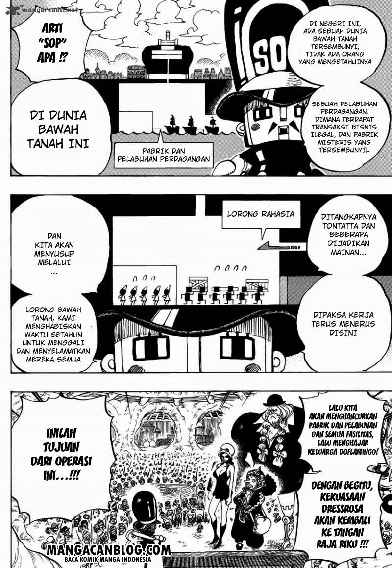 Dilarang COPAS - situs resmi www.mangacanblog.com - Komik one piece 731 -