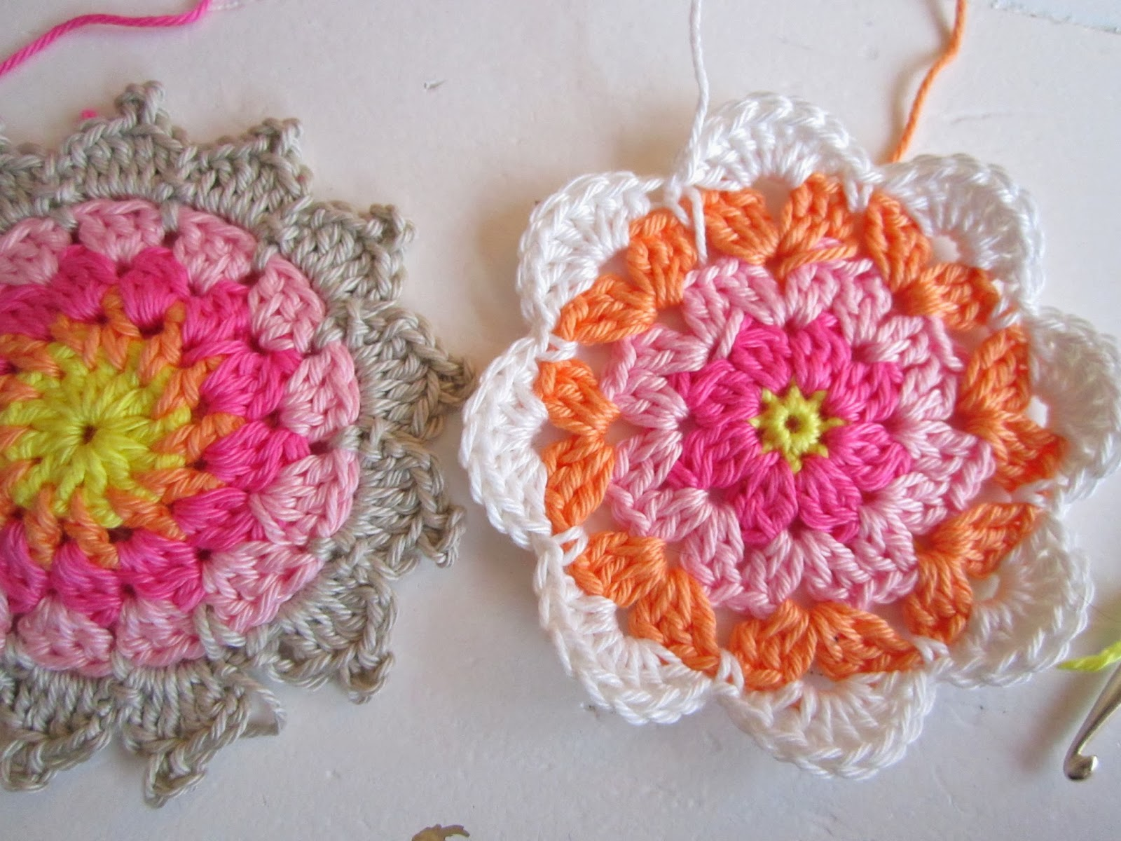 Color n Cream Crochet and Dream: Crocheters Block