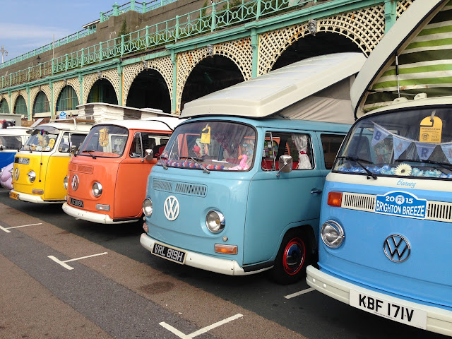 VW Campervans, Brighton Breeze