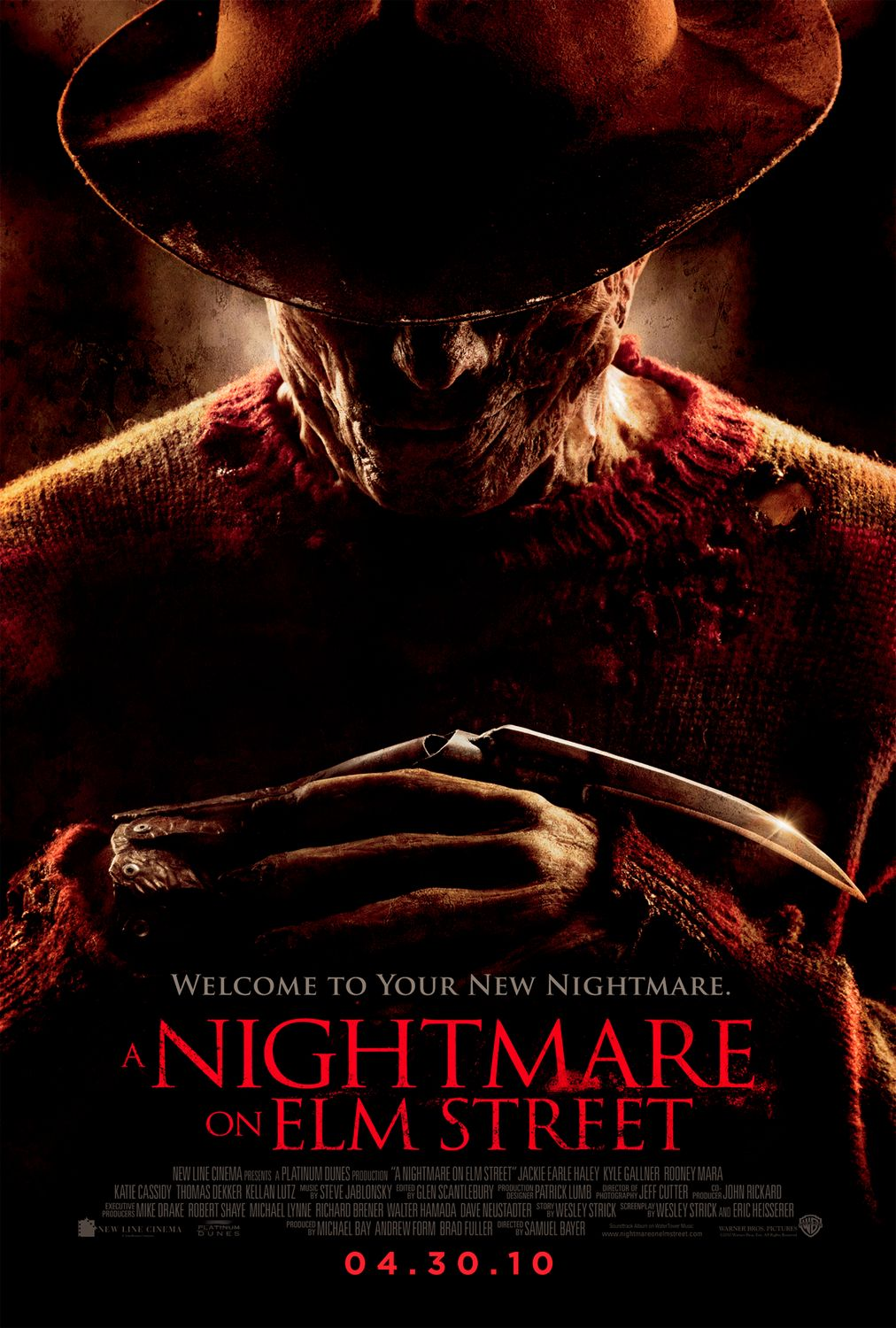 the nightmare on elm street