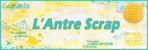 L'Antre Scrap, blog de challenges que j'ai crée avec Many