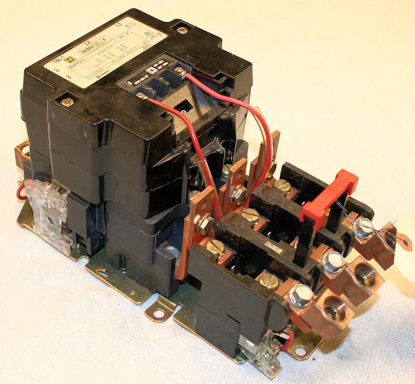 Ac Motor Speed Picture: Ac Motor Starter