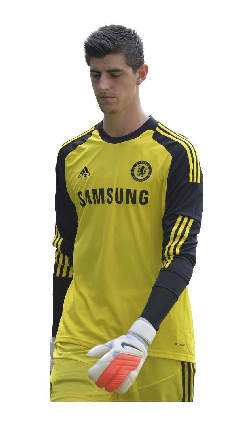 Free Hd Chelsea Fc Wallpaper Render De Thibaut Courtois 2014 2015