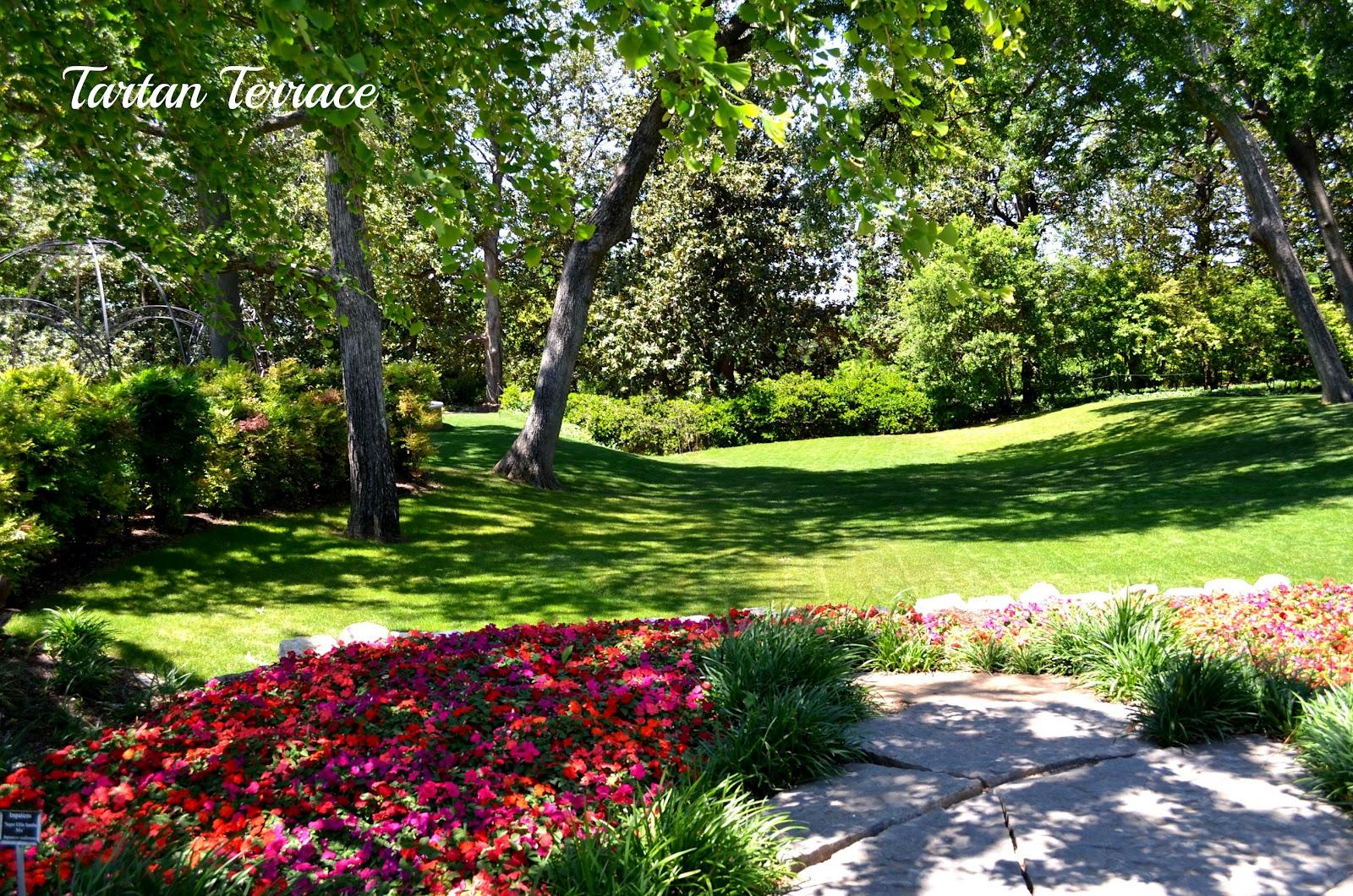 Tartanterrace Pretty Gardens