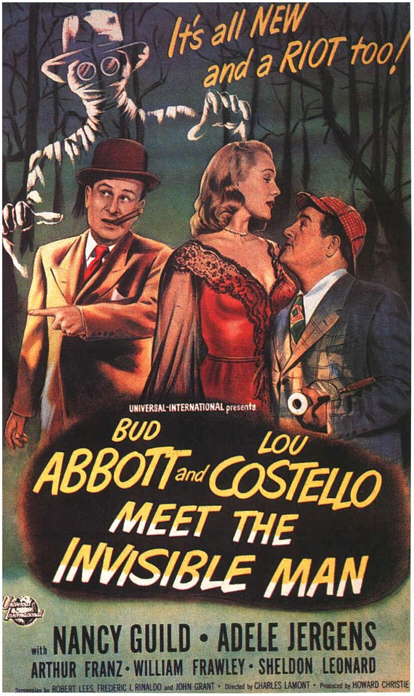 abbott and costello meet the invisible man watch free
