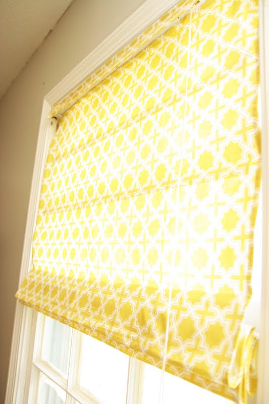 Diy window treatments roman shades homemade ginger solutioingenieria Gallery