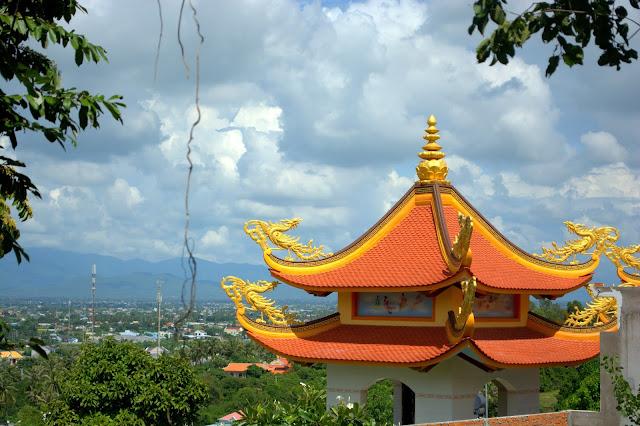 буддисткий храм в Муйне. достопримечательности Муйне