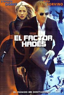 El Factor Hades Poster