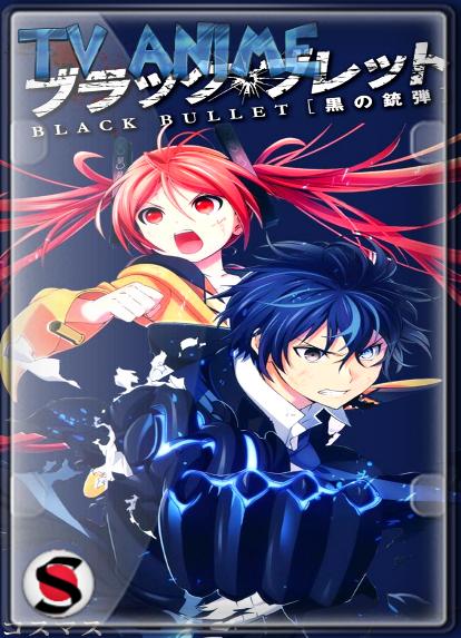 Black Bullet (Temporada 1) HD 1080P SUBTITULADO