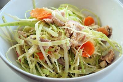 Salata sa salamom