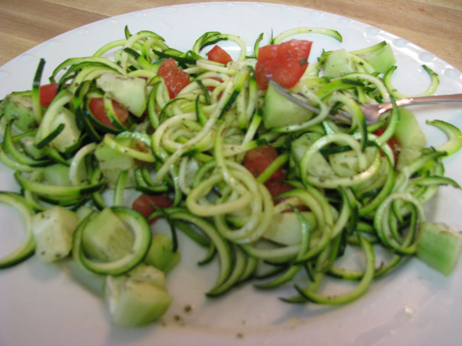 ... greek style zucchini salad recipes dishmaps greek style zucchini salad