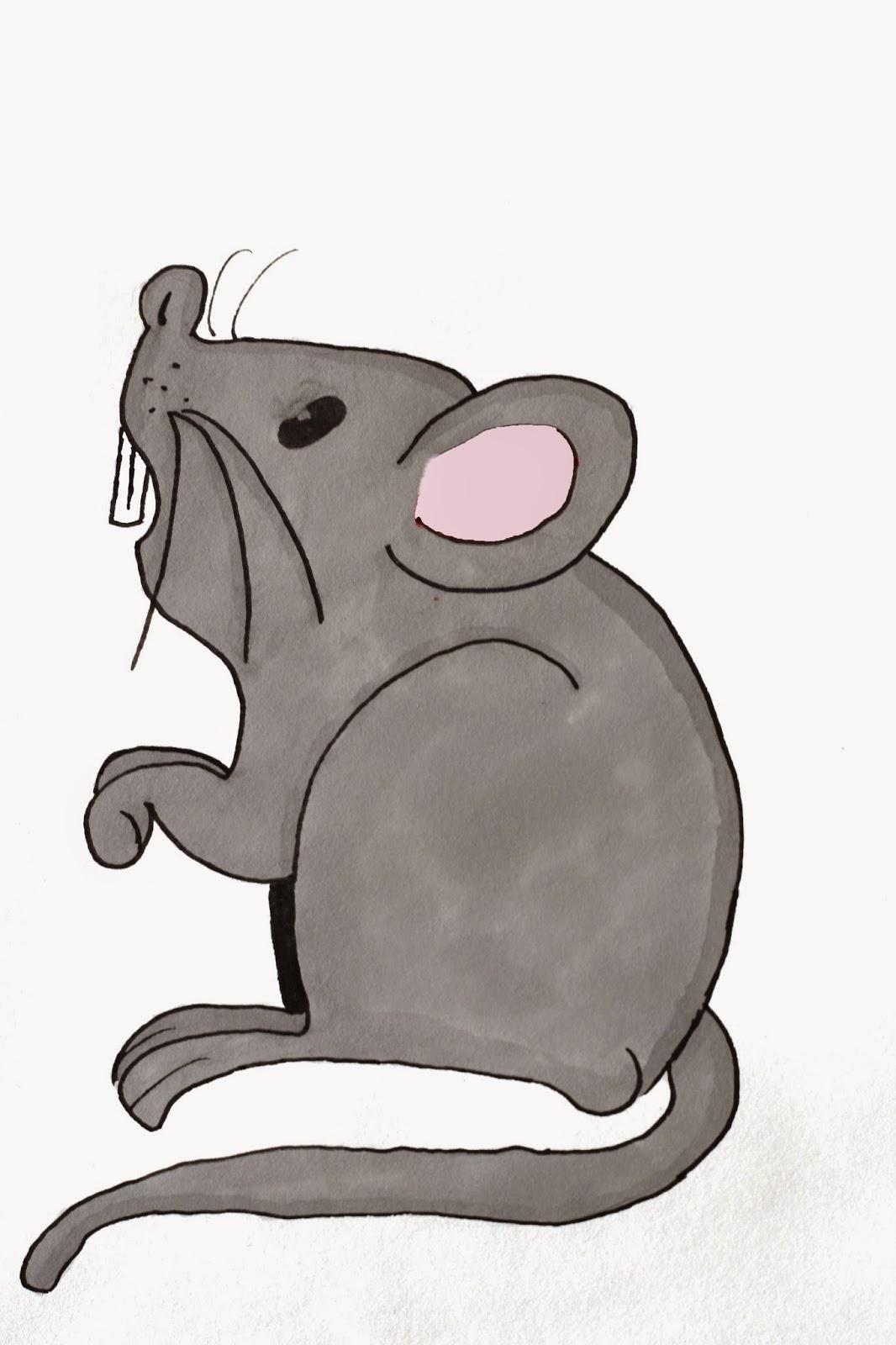Le blog de kuash des dessins aux promarkers - Dessin sourie ...