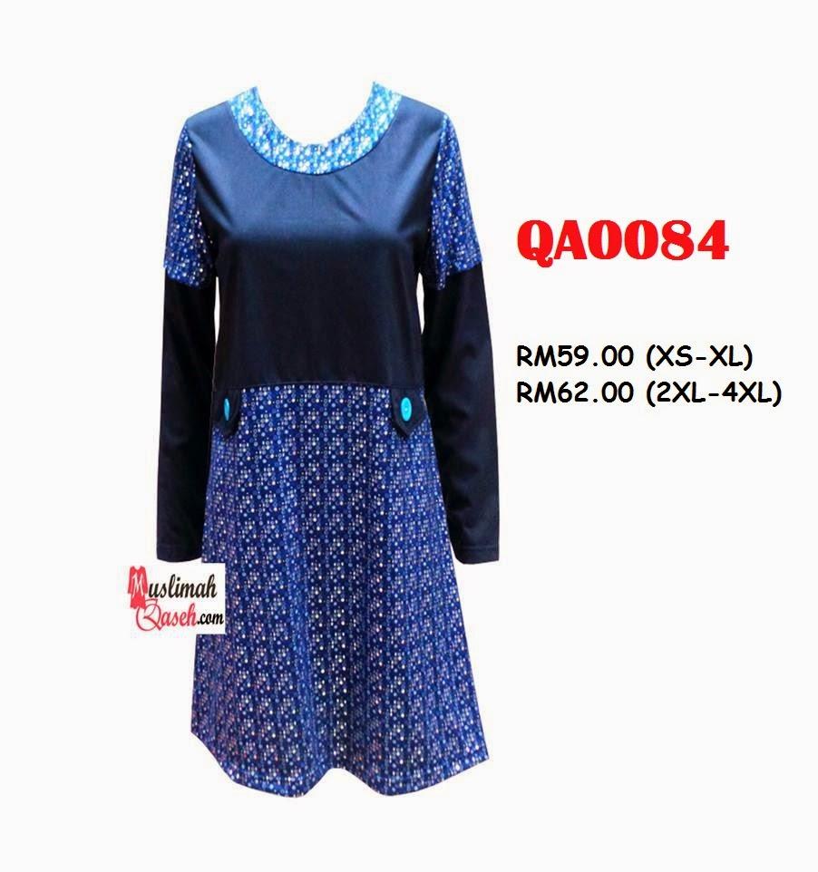 T-Shirt-Muslimah-Qaseh-QA0084