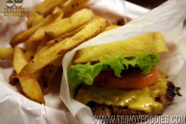 kitayama wagyu beef burger