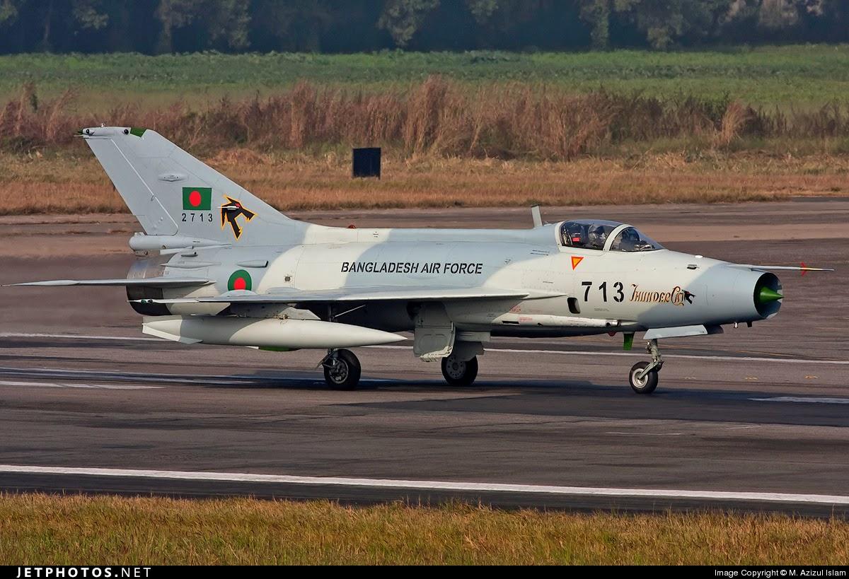 F-7BGI Bangladesh