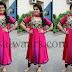 Taapsi in Pink Chiffon Salwar