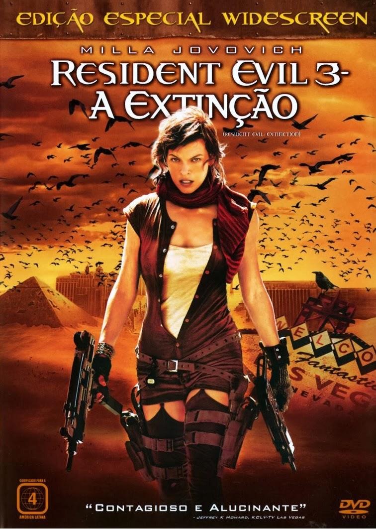 Resident Evil 3: A Extinção – Dublado (2007)