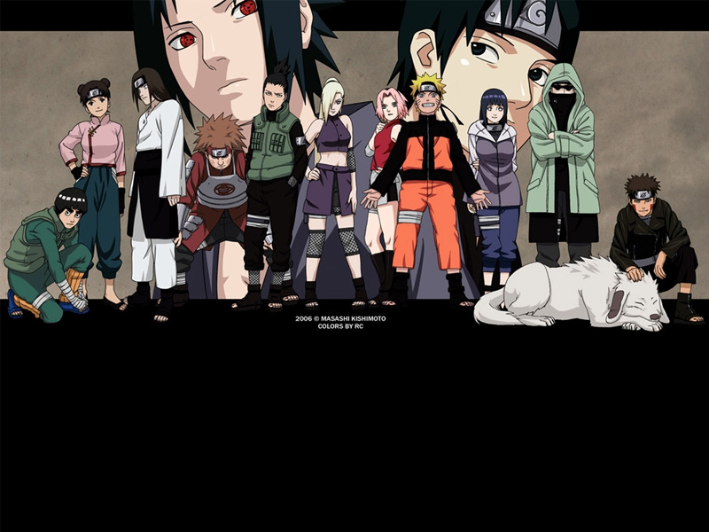 naruto shippuden hokage wallpaper. naruto black wallpaper