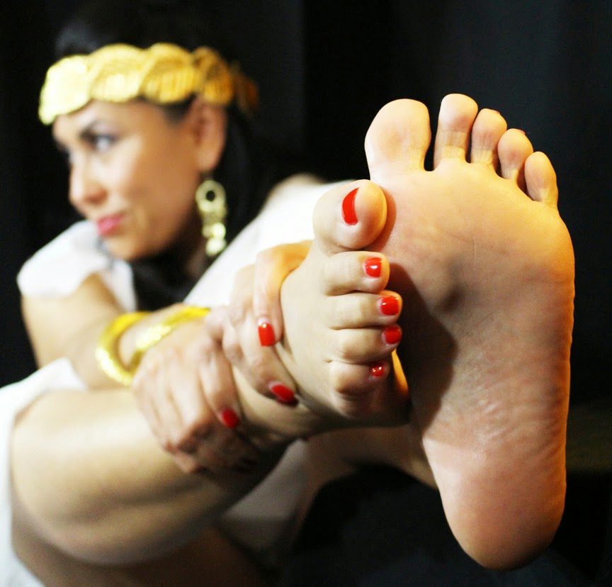 Xxx desirable feet