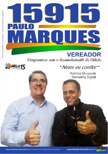 Eleições 2016 Porto Alegre Sebastião Melo e Paulo Marques PMDB