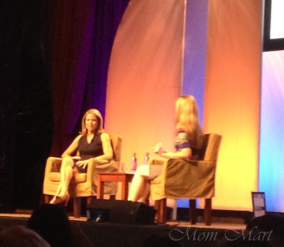 Katie Couric #BlogHer12