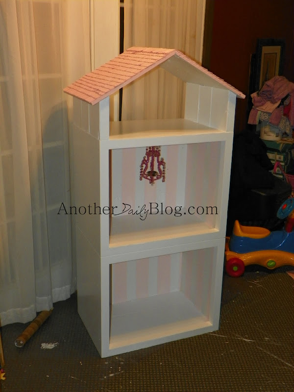 Barbie Doll Houses Wooden Homemade