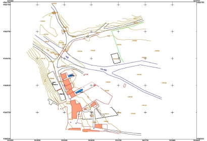 Deslinde de parcelas - Estudio Topográfico