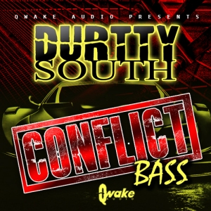 Quake Audio - Durtty South Conflict Bass [WAV/MIDI/FLP] screenshot