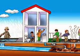 Obras civiles 2014 alcantarillado for Depuradora aguas residuales domestica
