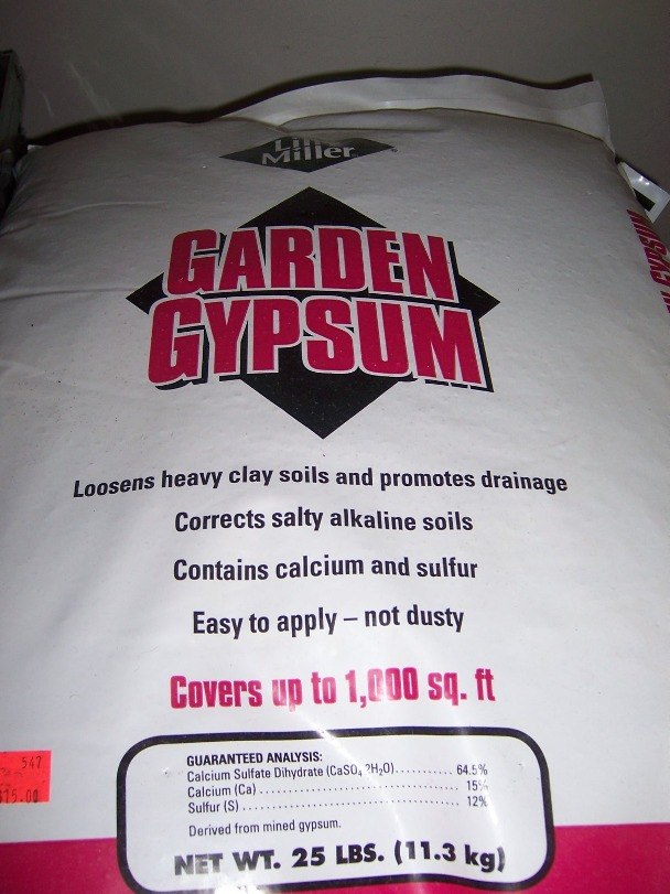 photo garden gypsum - Garden Gypsum