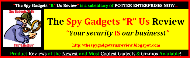 Spy Gadgets - The Spy Gadgets 'R' Us Review
