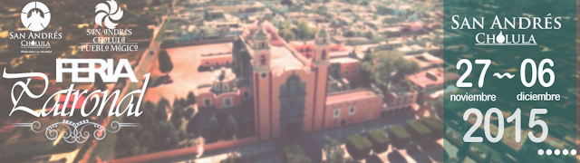 FEria San andres cholula 2015
