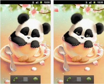free download best cute android live wallpapers for girls 2015
