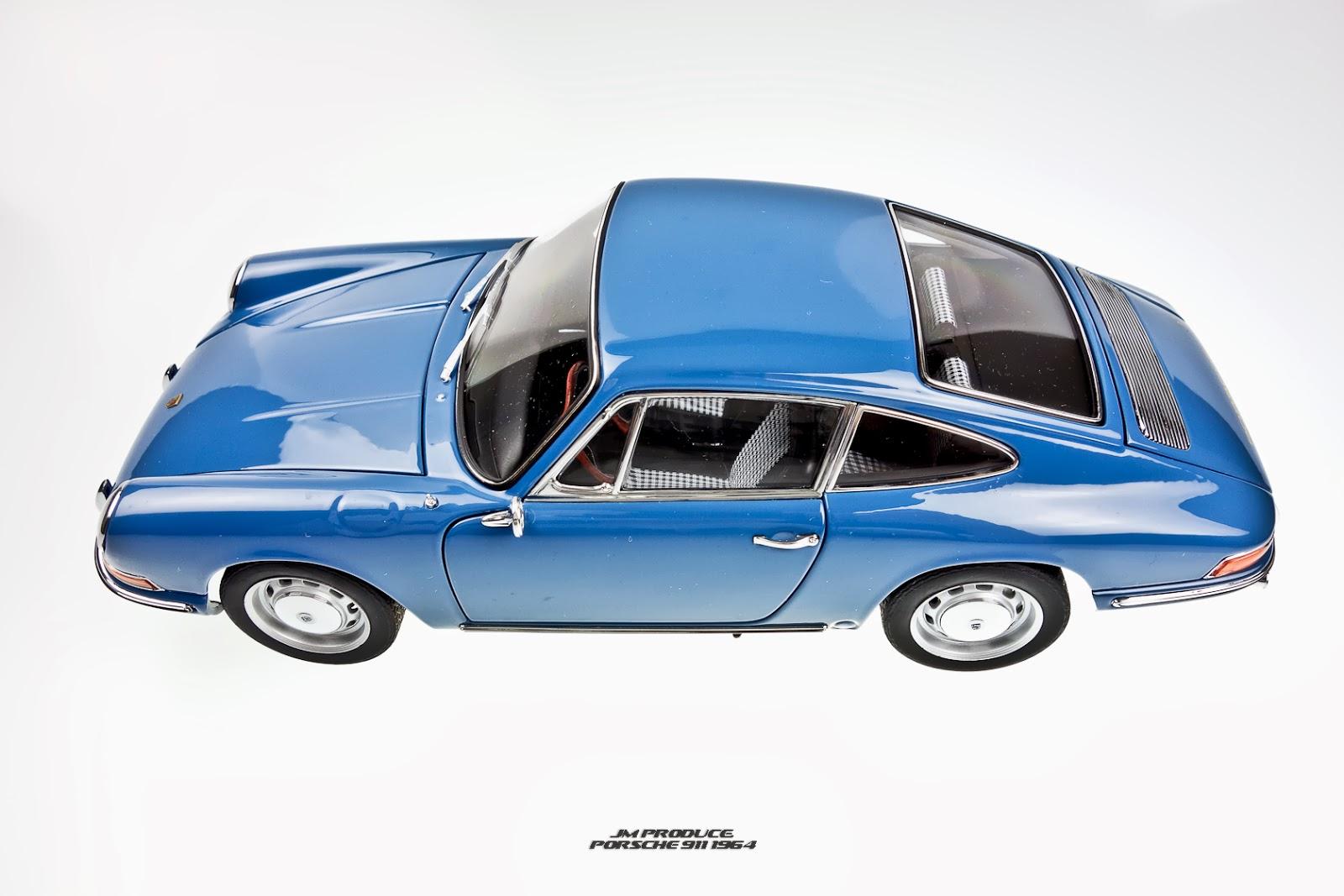 Porsche 911 1964 (Autoart 1:18) on dzhokhar tsarnaev porsche, who invented the porsche, alex porsche,