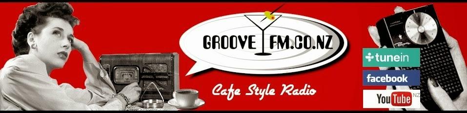 Groove 107.7FM Wellington, NZ