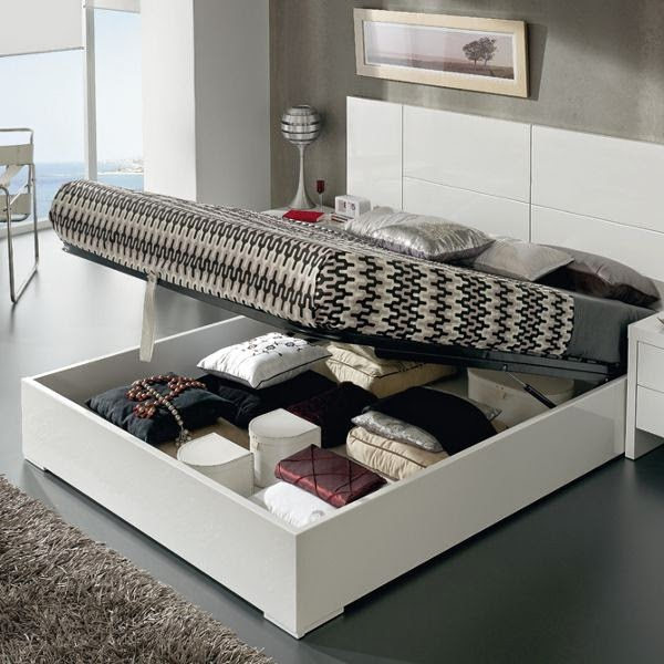 Muebles inteligentes 4 sencillas ideas para amueblar un for Muebles inteligentes