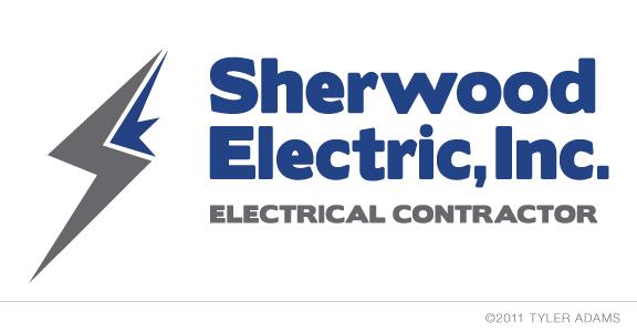 Tyler Adams Design: A Graphic Design Blog: Sherwood Electric
