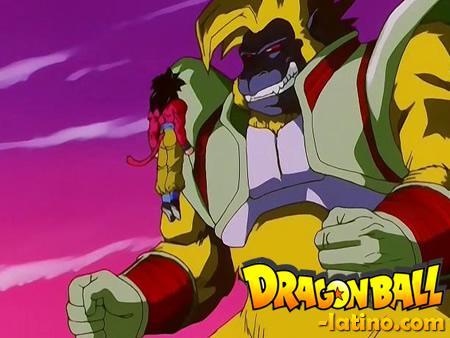 Dragon Ball GT capitulo 36