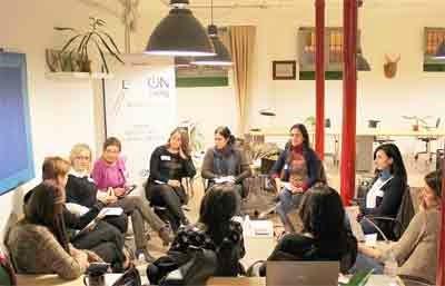 grupo de coaching para mujeres