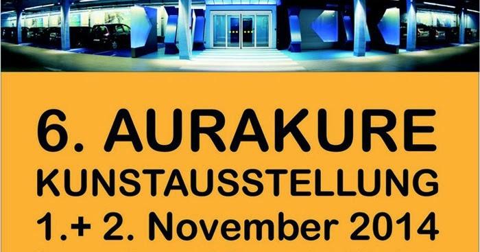 margarita k malerei grafik design einladung zur 6 aurakure 2014 kunstausstellung in. Black Bedroom Furniture Sets. Home Design Ideas