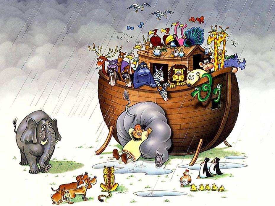 Somos evolucionistas, pero en la Biblia hay un personaje que también a Charles Darwin le gustaba.