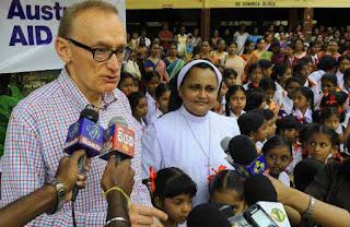 Australia offers Sri Lanka $34m of aid for education