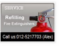 Fire Extinguisher Refill Service