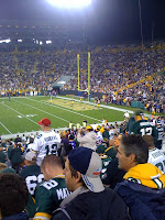 Packers vs. Vikings Tickets